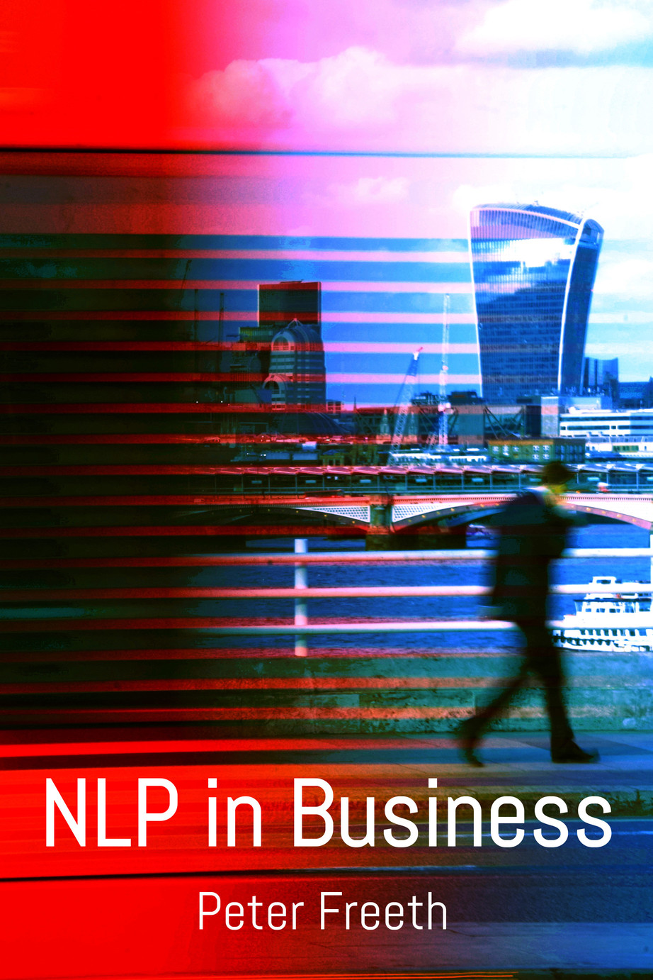 NLP in Business by Peter Freeth.  NLP in Business is the everyday, practical companion guide that helps you to apply the principles and techniques of NLP in your professional environment, easily, powerfully and elegantly, with full, in-depth sections devoted to a range of valuable business applications.