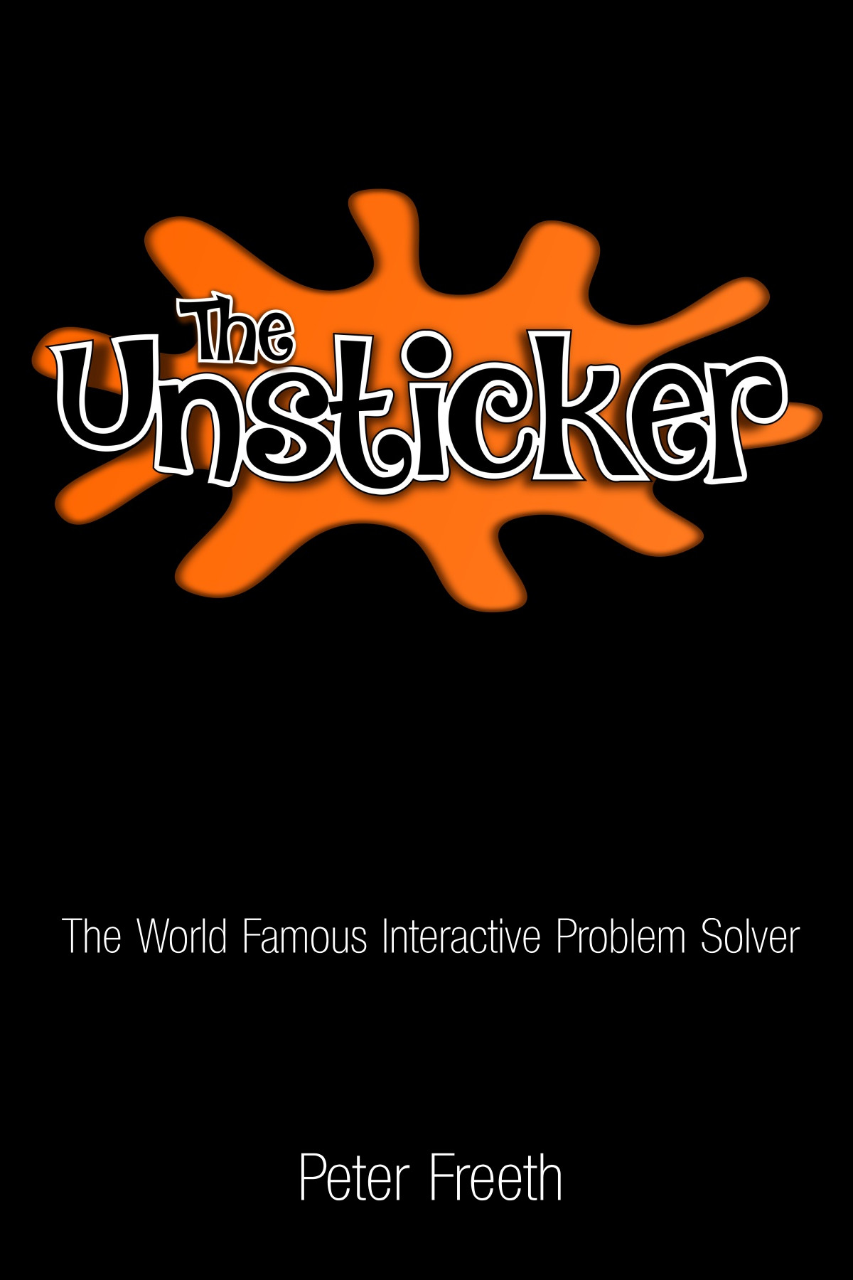 The Unsticker by Peter Freeth.  The Unsticker is an amazing creative problem solving tool. Take even the stickiest, most challenging problem, ask yourself random questions from the book and, after just 4 or 5 questions, BANG! and the problem's gone!